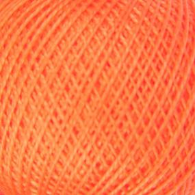 Нитки для вязания Ирис 100% хлопок 25 гр 150 м цвет 0802 персик фото