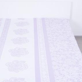 Простынь на резинке поплин 548/1 компаньон 160/200/20 см фото