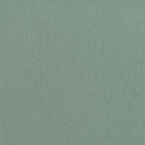 Мерный лоскут футер 3-х нитка компакт пенье начес цвет светло-зеленый 0.35 м фото