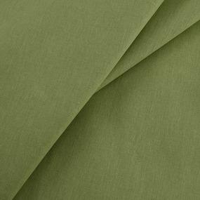 Мерный лоскут бязь гладкокрашеная ГОСТ 150 см цвет хаки фото