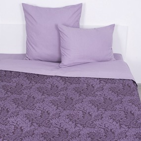 Постельное белье 11572/1 Вирджиния фиолетовая 1.5 сп поплин фото