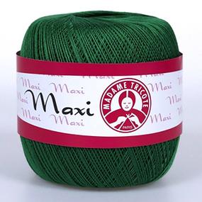 Пряжа Madame Tricote Maxi 100% хлопок 100 гр. 565м. цвет 5542 фото