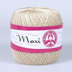 Пряжа Madame Tricote Maxi 100% хлопок 100 гр. 565м. цвет 6311 фото
