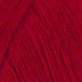 Пряжа для вязания Ализе AngoraGold (20%шерсть, 80%акрил) 100гр цвет 106 красный фото