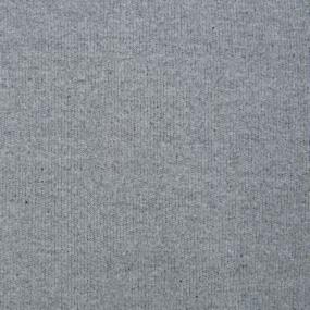 Ткань на отрез футер петля 19-07 цвет т.серый фото