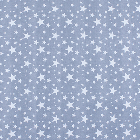Мерный лоскут поплин 150 см 433/17 Звездочка фото