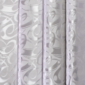 Портьерная ткань 150 см 28 цвет серый фото