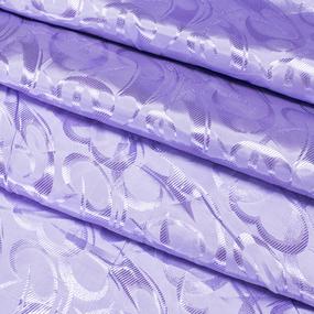 Портьерная ткань 150 см 19 цвет сиреневый фото