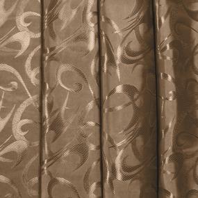 Портьерная ткань 150 см 26 цвет шоколадный фото