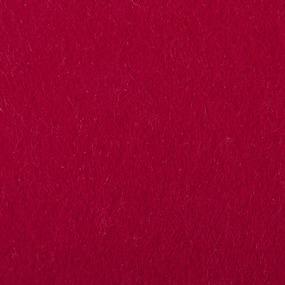 Фетр листовой жесткий IDEAL 1мм 20х30см арт.FLT-H1 цв.607 т.красный фото
