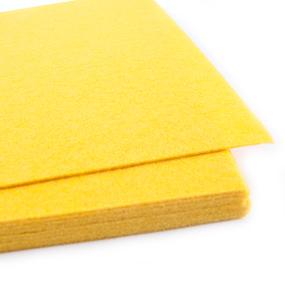 Фетр листовой жесткий IDEAL 1мм 20х30см арт.FLT-H1 цв.640 апельсин фото