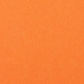 Фетр листовой жесткий IDEAL 1мм 20х30см арт.FLT-H1 цв.645 бл.оранжевый фото