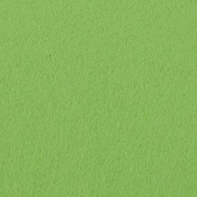 Фетр листовой жесткий IDEAL 1мм 20х30см арт.FLT-H1 цв.674 салатовый фото