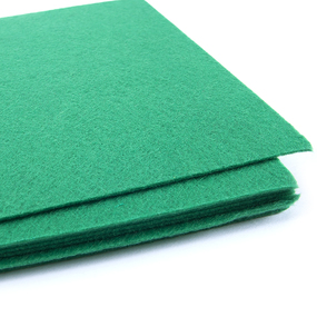 Фетр листовой жесткий IDEAL 1мм 20х30см арт.FLT-H1 цв.705 зеленый фото