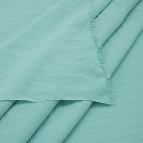 Ткань на отрез манго 154 см цвет ментол фото
