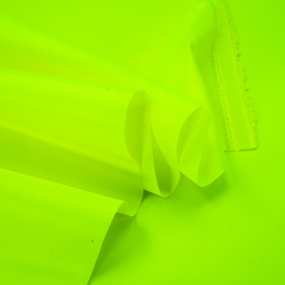 Ткань на отрез Оксфорд 210D-21 цвет люминесцентный салатовый 17 фото