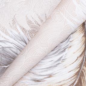 Ткань на отрез бязь 120 гр/м2 220 см 11165/1 Шлейф фото
