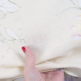 Ткань на отрез бязь 120 гр/м2 220 см 11281/1 Очарование фото