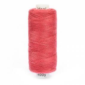 Нитки бытовые Ideal 40/2 100% п/э 181 розовый фото