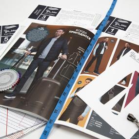 Журнал с выкройками для шитья Ya Sew №5/2021 фото