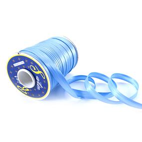 Косая бейка ширина 15 мм (132 м) цвет F184 светло-голубой фото