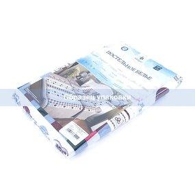 Постельное белье бязь эконом 328/1 1.5 сп с 1-ой нав. 70/70 фото