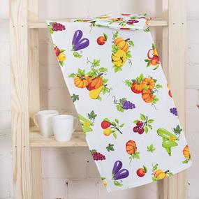 Набор вафельных полотенец 3 шт 35/75 см 3027-1 Фазенда фото