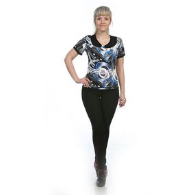 Блузка Пата вискоза размер 46 фото