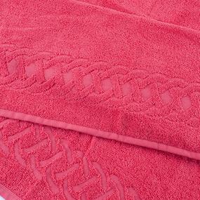 Полотеце махровое Cappio ПТХ-6001-03190 40/70 см цвет 457 фото