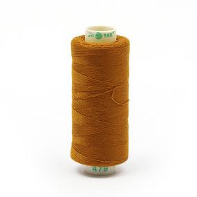 Нитки бытовые Dor Tak 20/3 джинсовые 183м 100% п/э, цв.479 фото