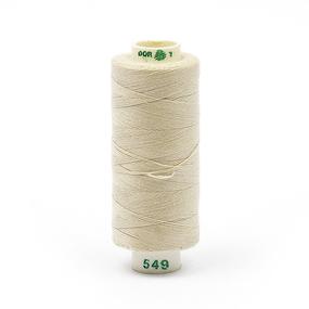 Нитки бытовые Dor Tak 20/3 джинсовые 183м 100% п/э, цв.549 фото