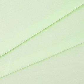Простынь на резинке поплин цвет салатовый 180/200/20 см фото