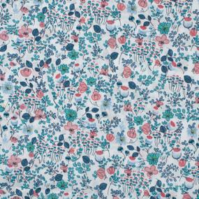 Ткань на отрез перкаль б/з 150 см 13140/1 Джулия фото
