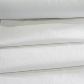 Ткань на отрез полулен полотенечный 50 см Жаккард 1/585/1 Луговые травы 111395 фото