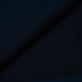 Ткань на отрез поплин гладкокрашеный 220 см 115 гр/м2 цвет черный фото