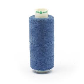 Нитки бытовые Dor Tak 20/3 джинсовые 183м 100% п/э, цв.398 фото
