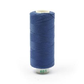 Нитки бытовые Dor Tak 20/3 джинсовые 183м 100% п/э, цв.425 фото