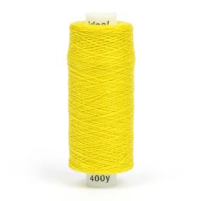 Нитки бытовые Ideal 40/2 100% п/э 142 светло зеленый фото