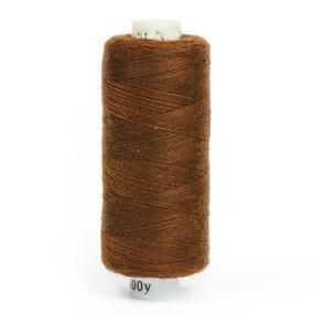 Нитки бытовые Ideal 40/2 100% п/э 279 коричневый фото