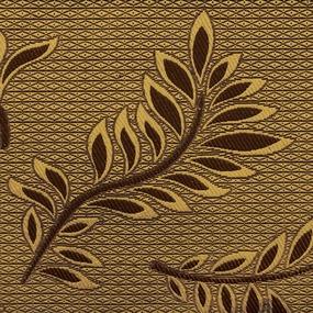 Ткань на отрез гобелен 150 см 111-2 цвет темно-коричневый фото