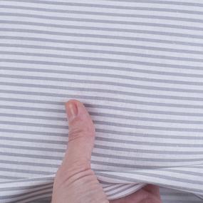 Бязь плательная 150 см 1663/17 цвет серый фото