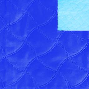 Ультрастеп 220 +/- 10 см цвет василек-голубой фото