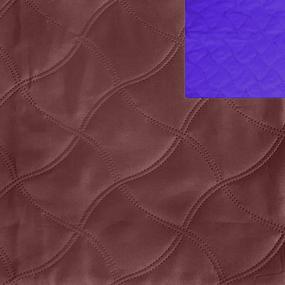Ультрастеп 220 +/- 10 см цвет фиолетовый-коричневый фото