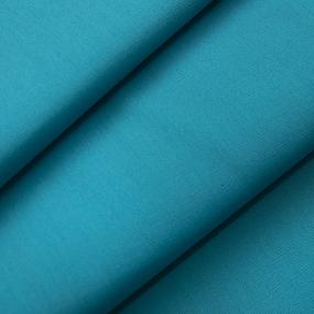 Ткань на отрез тиси 150 см цвет морская волна фото