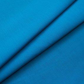 Ткань на отрез тиси 150 см цвет темно-голубой фото