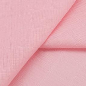 Ткань на отрез муслин гладкокрашеный 135 см 34001 цвет чайная роза фото