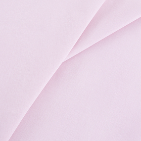 Бязь гладкокрашеная 120 гр/м2 220 см ТД цвет светло-розовый фото