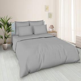 Бязь гладкокрашеная 120 гр/м2 220 см ТД цвет серый фото