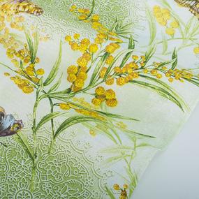 Полотенце вафельное 35/75 см 206061В Дары весны 1 фото