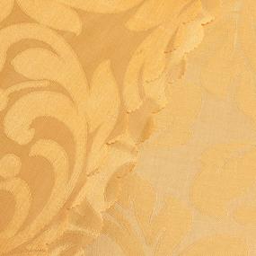 Портьерная ткань 150 см 2С391 цвет 12 оранжевый фото